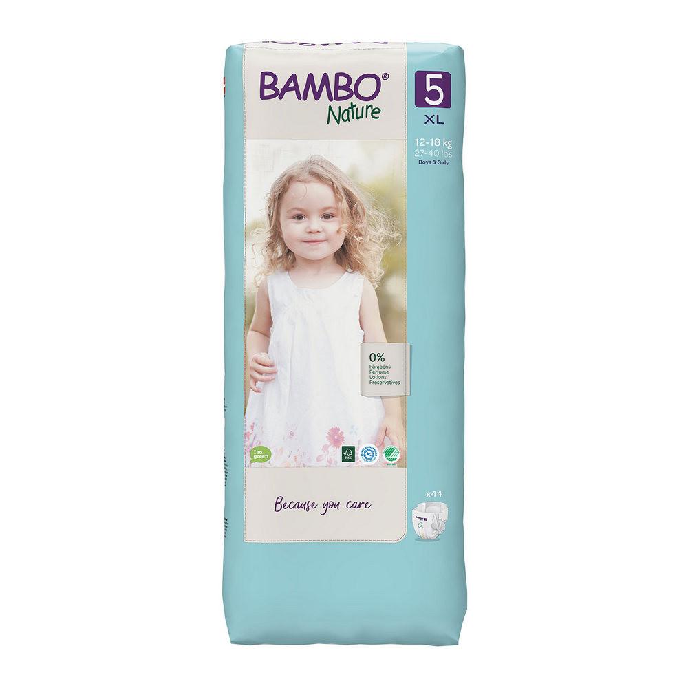 BAMBO NATURE ECO-FRIENDLY 5 A44