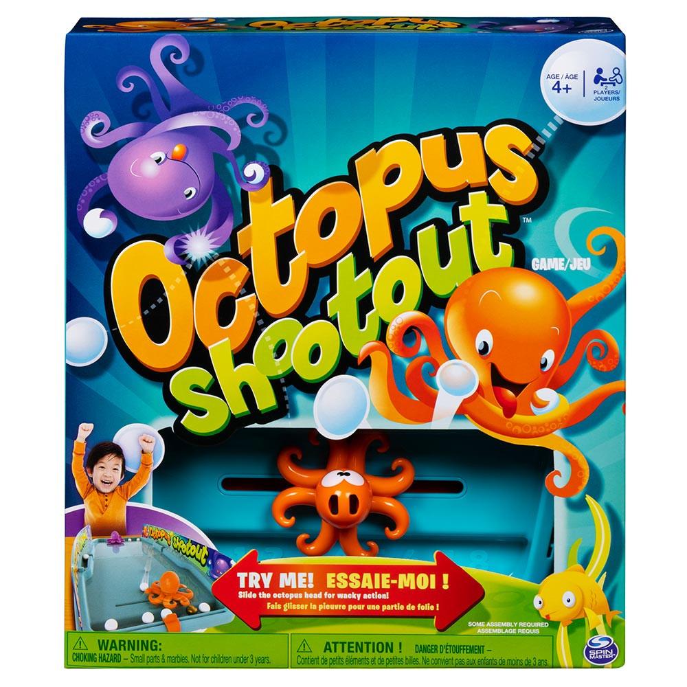 OCTOPUS SHOOTOUT SET