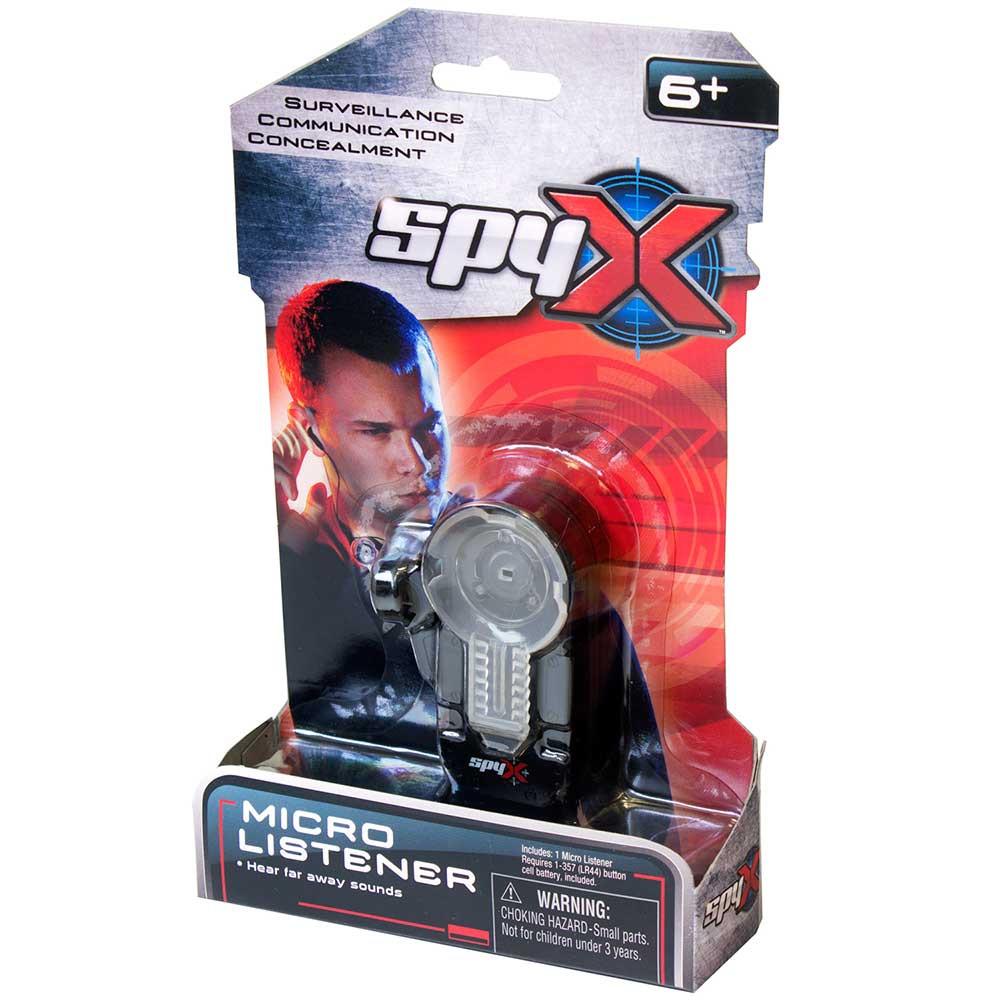 SPY X MICRO PRISLUSKIVAC
