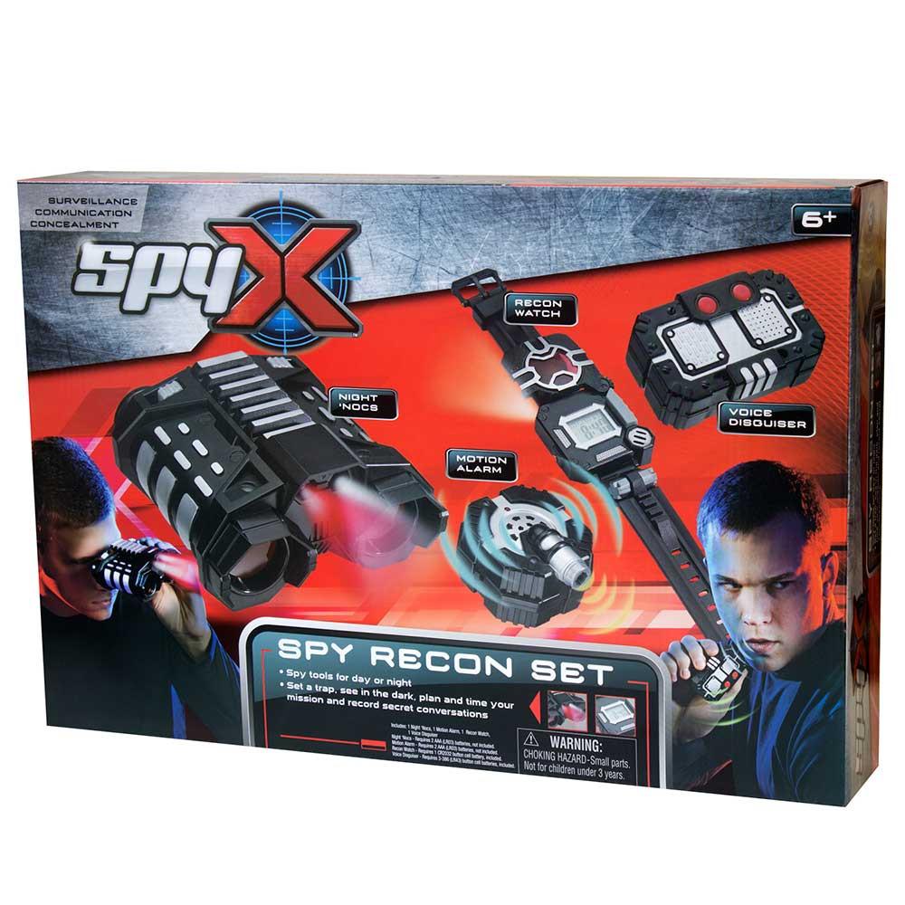SPY X SPY SET
