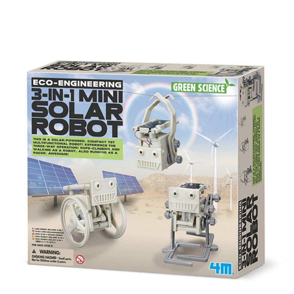 EKO - INZINJERING 3 U 1 SOLARNI ROBOT