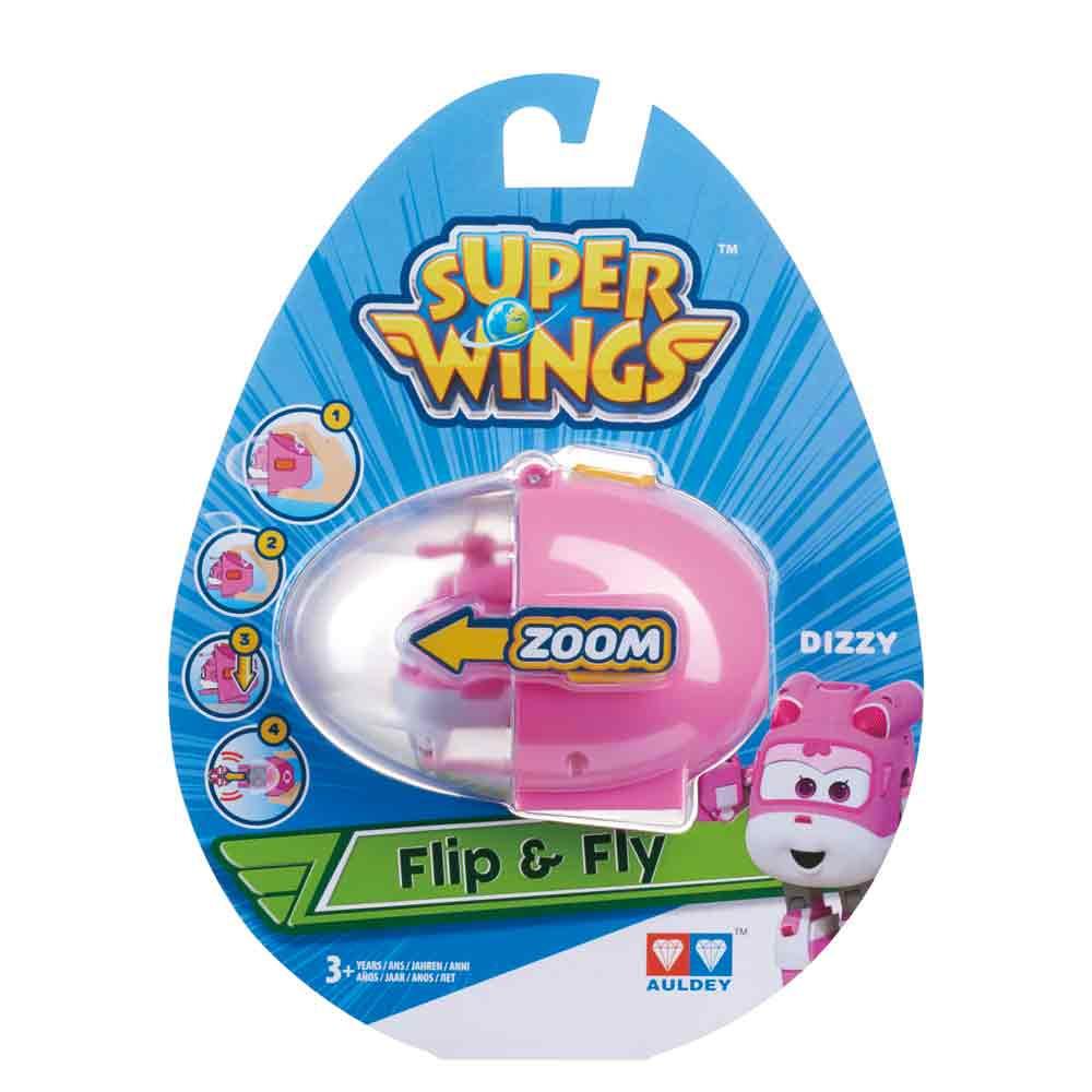 SUPER KRILA FLIP FLY DIZZY