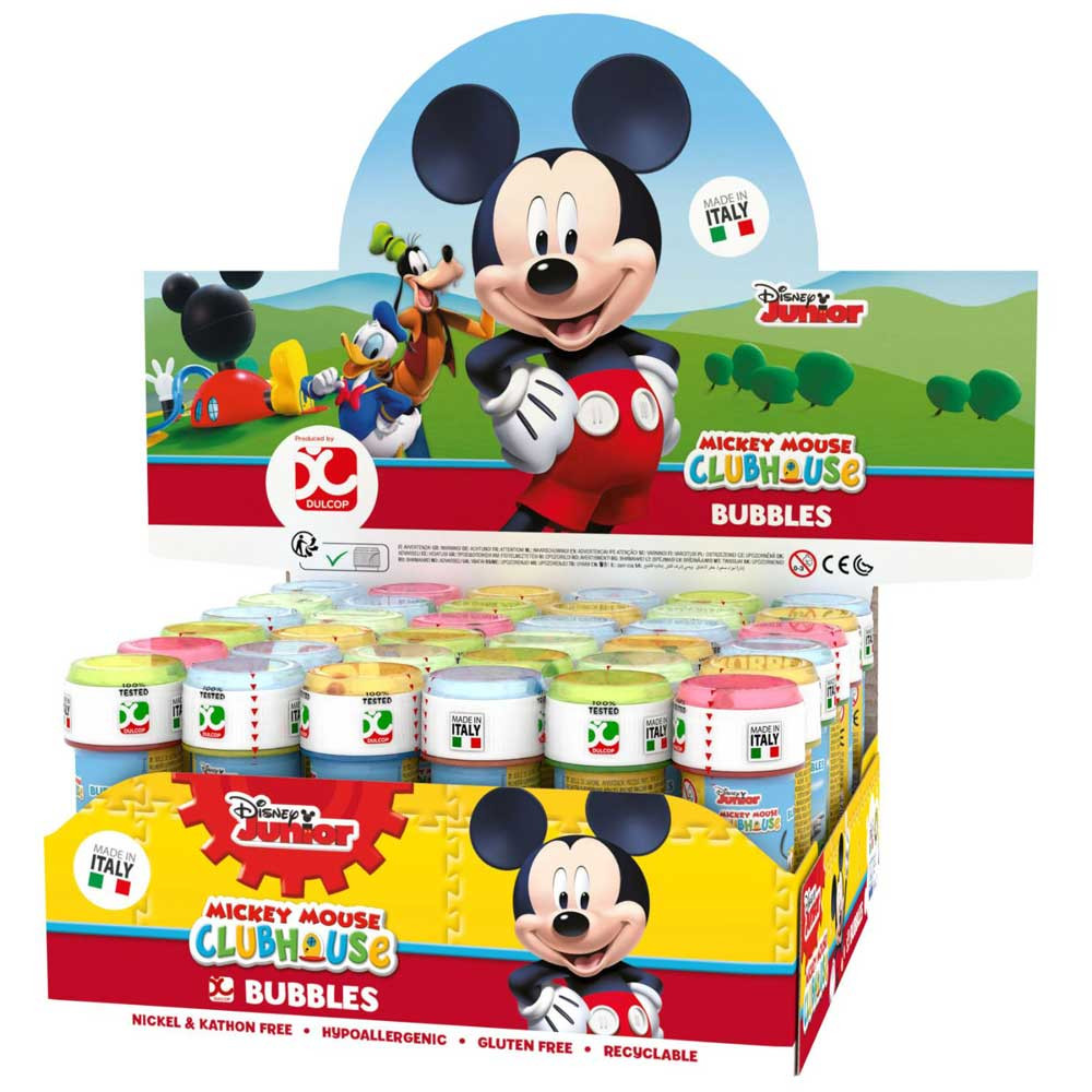 MICKEY MOUSE BUBBLES  60 ML