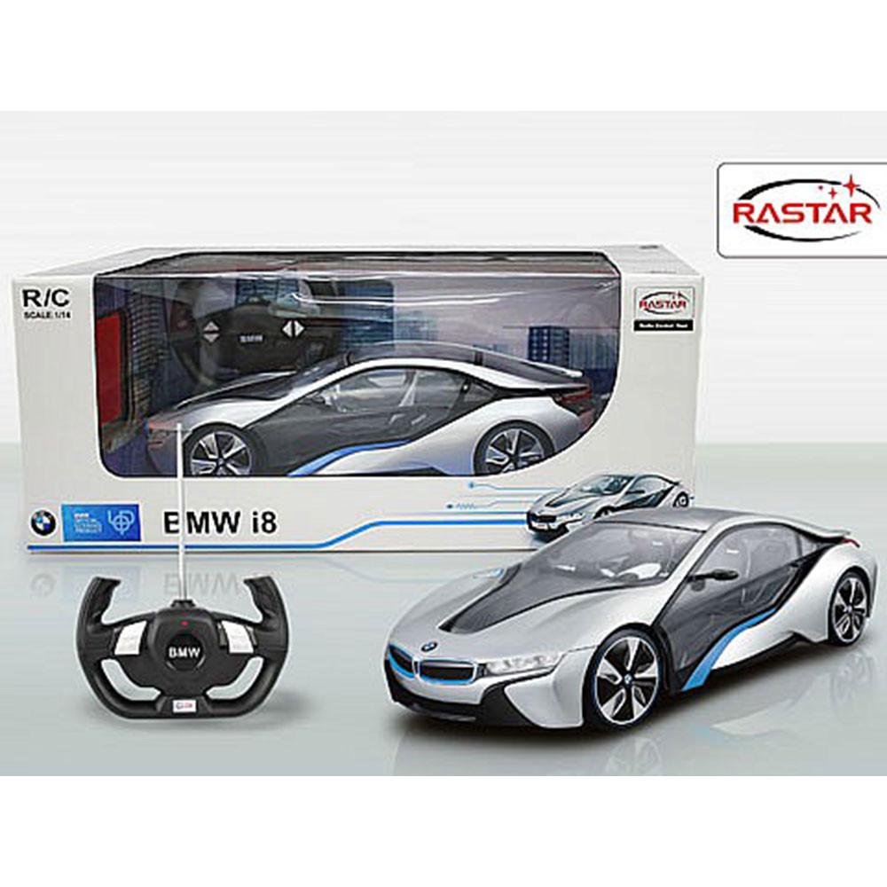 RASTAR R/C 1:14 BMW I8