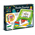 CLEMENTONI PLAY CREATIVE CUDOVISTA SET