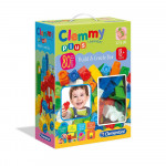 CLEMMY PLUS SET 80 KOCKICA ZELENE