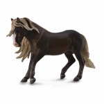 COLLECTA BLACK FOREST HORSE STALLION