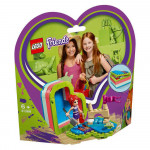 LEGO FRIENDS MIAS SUMMER HEART BOX