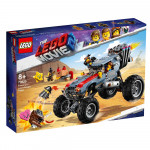 LEGO MOVIE EMMET AND LUCY'S ESCAPE BUGGY