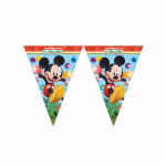 MICKEY MOUSE PARTY ZASTAVE 1/1