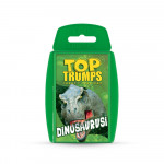 TOP TRUMPS DINOSAURS KARTE