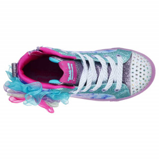 SKECHERS PATIKE SHUFFLE BRIGHTS-BOW BRIGHTS