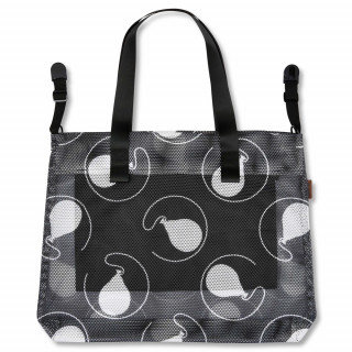 ABC DESIGN SHOPPING TORBA BLACK