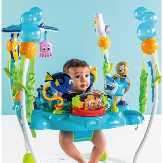 KIDS II DISNEY BABY DZAMPER FINDING NEMO SEA 60701