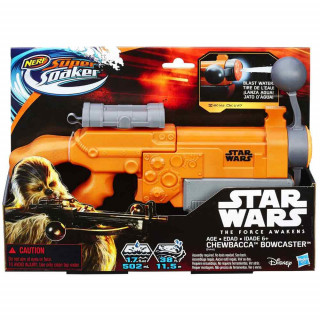 NERF SUPER SOAKER CHEWBACCA BOW CASTER