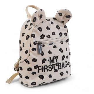 CHILDHOME MY FIRST BAG LEOPARD
