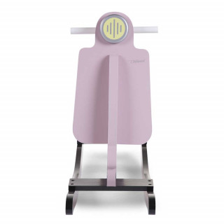 CHILDHOME NJIHALICA SCOOTER, PINK/BLACK