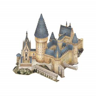 CUBICFUN PUZZLE HARRY POTTER HOGWARTS GREAT WALL DS1011h