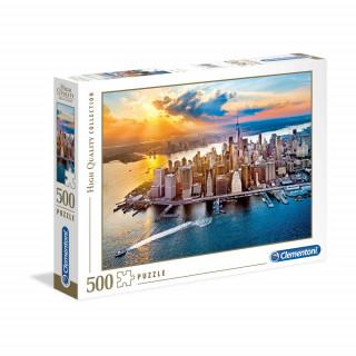 CLEMENTONI PUZZLE 500 HQC NEW YORK