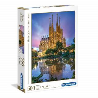 CLEMENTONI PUZZLE 500 HQC BARCELONA - 2019
