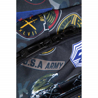 COOLPACK RANAC BASIC PLUS MILITARY PATCHES