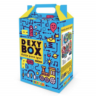 DEXY BOX DECACI