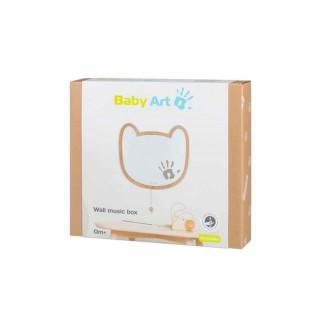 BABY ART DRVENA  MUZICKA KUTIJA ZA ZID
