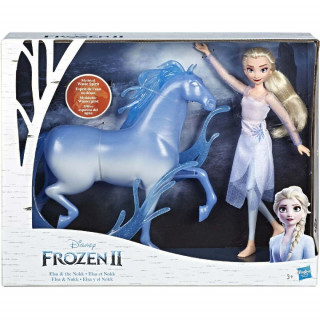 FROZEN 2 ELSA I NOKK SET