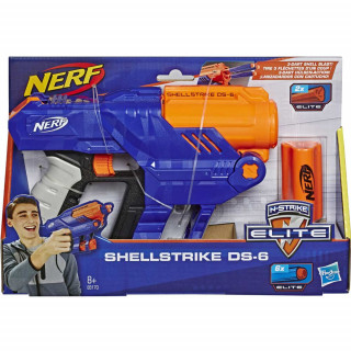 NERF ELITE SHELLSTRIKE DS 1