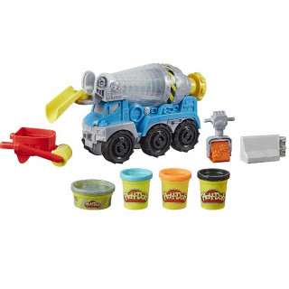 PLAY-DOH CEMENT KAMION SET