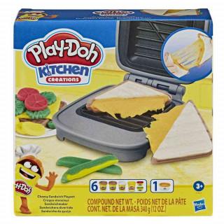 PLAY-DOH CHEESY SANDWICH SET