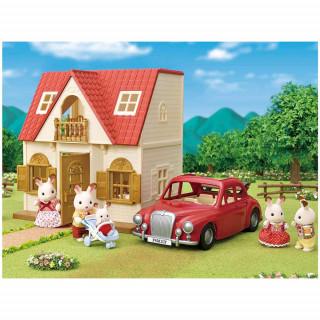 SYLVANIAN FAMILY CRUISING CAR