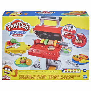 PLAY-DOH GRILL N STAMP PLAYSET
