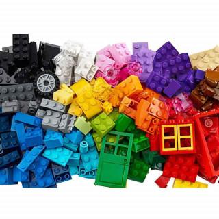 LEGO CLASSIC CREATIVE BUILDIG BOX