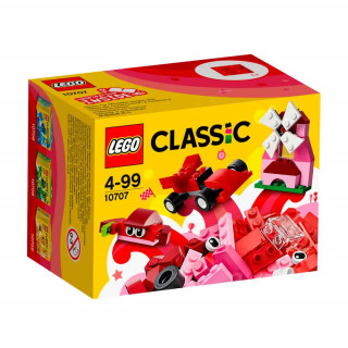 LEGO CLASSIC RED CREATIVITY BOX