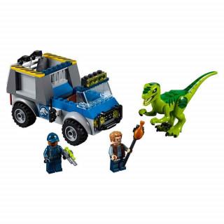 LEGO JUNIORS RAPTOR RESCUE TRUCK