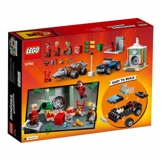 LEGO JUNIORS UNDERMINER BANK HEIST