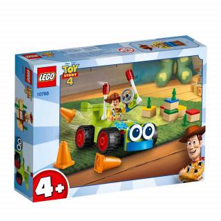 LEGO JUNIORS WOODY   RC