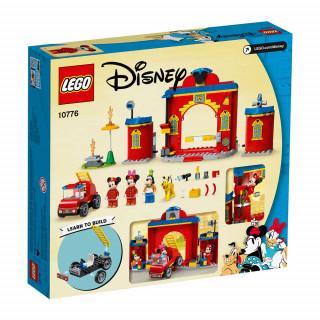 LEGO 4+ MICKEY & FRIENDS FIRE STATION & TRUCK