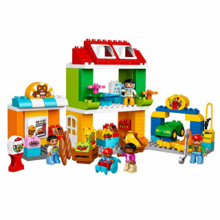LEGO DUPLO TOWN SQUARE