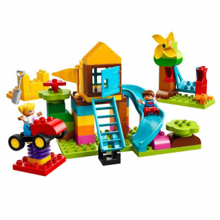LEGO DUPLO MY FIRST LARGE PLAYGROUND BRICKS BOX