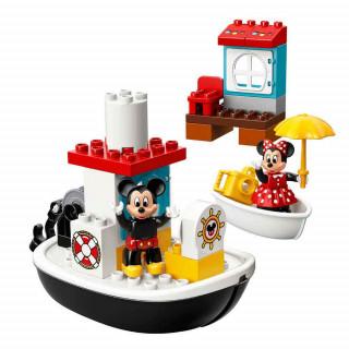 LEGO DUPLO MICKEY'S BOAT