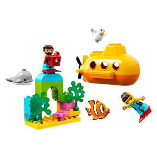 LEGO DUPLO SUBMARINE ADVENTURE