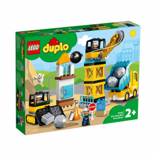 LEGO DUPLO WRECKING BALL DEMOLITION