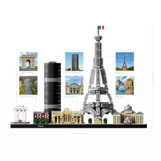 LEGO ARCHITECTURE PARIS