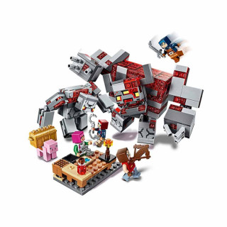 LEGO GAME THE REDSTONE BATTLE