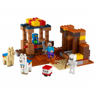 MINECRAFT THE TRADING POST