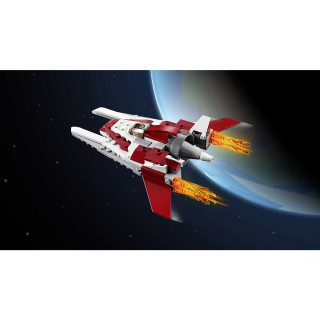 LEGO CREATOR FUTURISTIC FLYER