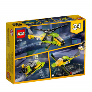 LEGO CREATOR HELICOPTER ADVENTURE
