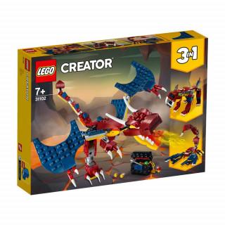 LEGO CREATOR FIRE DRAGON